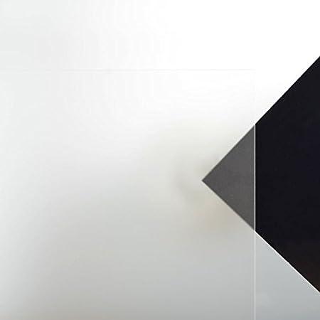 3mm Acrylglas Platte 50x50 cm satiniert Milchglas
