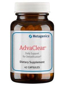 Metagenics, Advaclear, 42 Capsules -2 Bottles