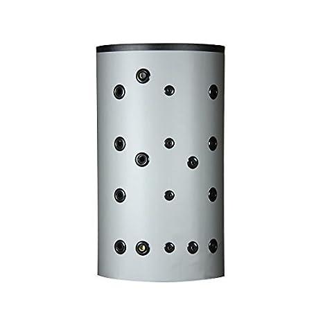 Higiene Memoria 1 intercambiador de calor con 100 mm Espuma de poliuretano Dura de aislamiento: Amazon.es: Bricolaje y herramientas