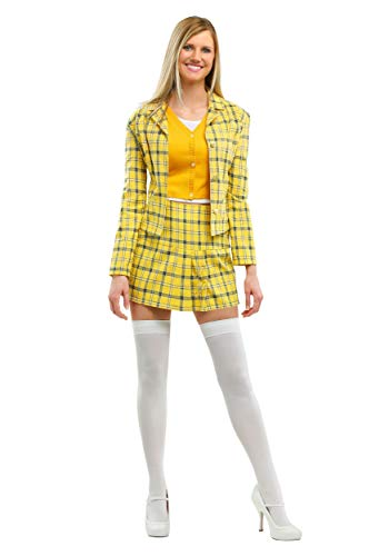 Cher Horowitz Costume (Cher Clueless Costume Officially Licensed Clueless Costume for Women X-Large)