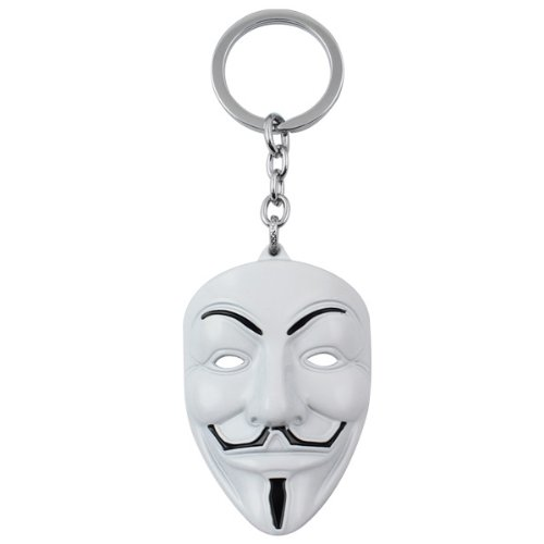 1 X V for Vendetta ANONYMOUS Mask 2.4