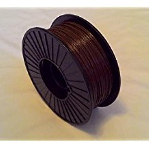 Filament Outlet Brown PLA 1.75mm 3D Printer Filament 1kg (2.2lbs) spool USA hot sale