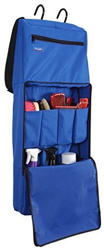 Tough-1 Portable Grooming Organizer Blue