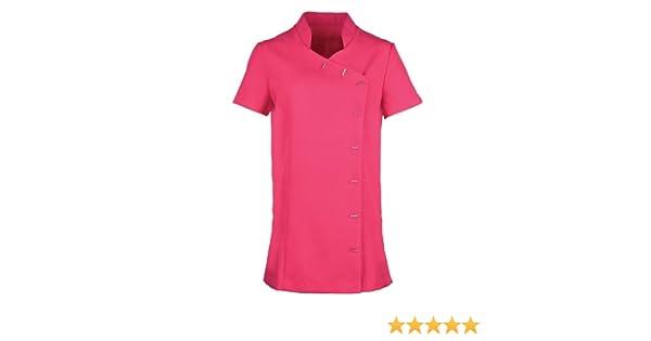 Premier Workwear - Camisa Rosa Rosa 20: Amazon.es: Ropa y accesorios