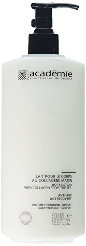 Academie Hypo-Sensible Body Lotion With Collagen From The Sea, Salon Size, 16.9 Ounce