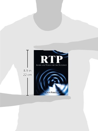 RTP: Audio and Video for the Internet (paperback): Audio and Video for the Internet by Addison-Wesley Professional