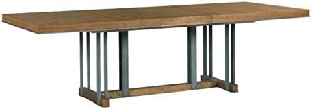 Ad Modern Synergy Curator Rectangular Dining Table Complete 700-760R