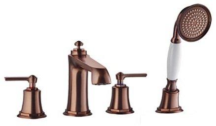 Vasca Da Bagno In Rame Prezzi : Bordo vasca 4 fori rubinetto miscelatore vasca da bagno rubinetto