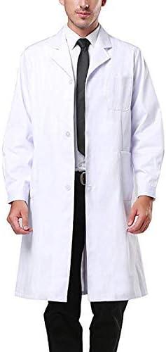 Pigmento LMA Camice bianco per studenti di laboratorio