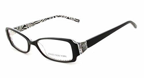 Jones New York Eyeglasses J605 Black :: DEMO LENS ()