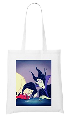 Bad Queens Sniffing Bag White