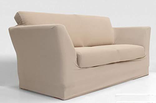 LA Funda elástica para sofá 3 plazas Linea Jolie Extensible ...
