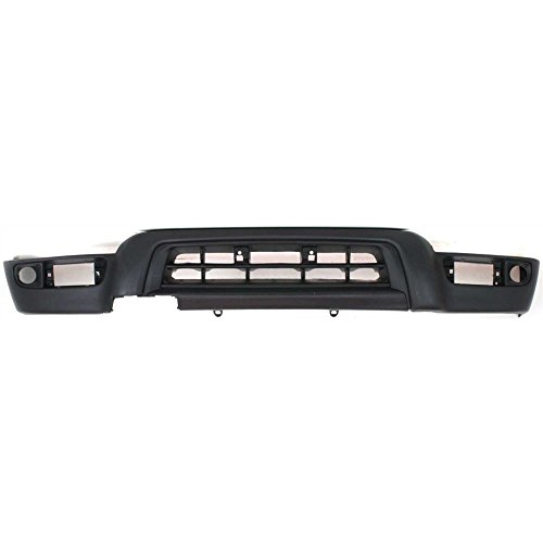 Lower Panel Valance Compatible with Toyota 4Runner 99-02 Front Textured