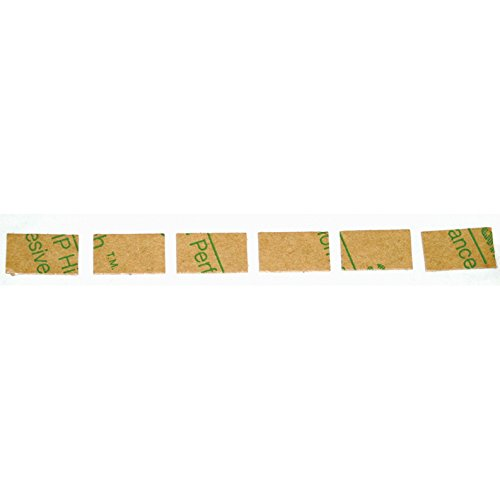Barcus Berry 1348-50 50-Key Grand Piano Adhesive Patches for the Planar Wave Sensor (48 Pack)
