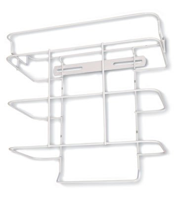 Non-Locking Wall Bracket for Sharps Containers (3 Gallon) (1 Bracket) - AB-135-136