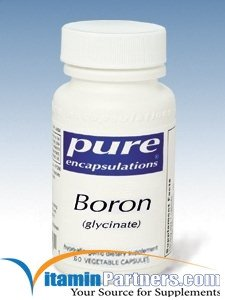 Pure Encapsulations - Boron 60 Vegicaps