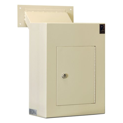 Protex WDC-160 Protex Wall Drop Box w/ Adjustable Chute (Protex Wall Safe)