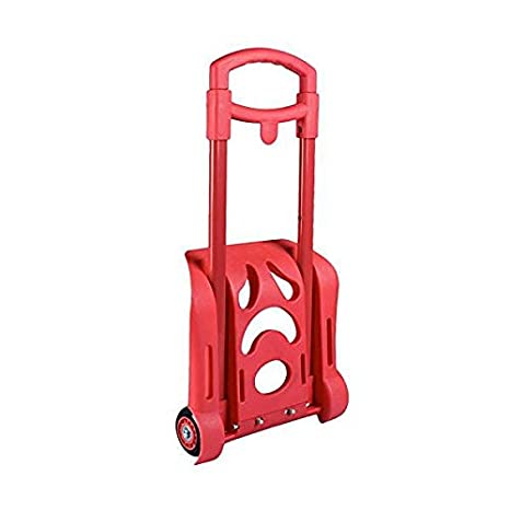 Eurowebb Carro para Mochila Plegable Rojo - Transporte Sobre Cortador para Bolsa Escolar Escolar: Amazon.es: Electrónica