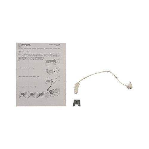 Bosch 00754865 Dishwasher Door Cable Kit Genuine Original Equipment Manufacturer (OEM) Part