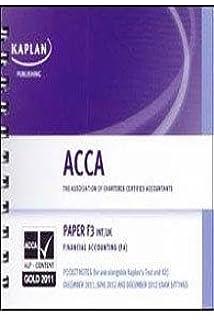 F2 Management Accounting MA - Pocket Notes (Acca Pocket