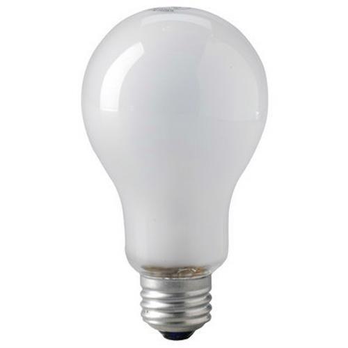 - Eiko ECAx30 Eca 120V 250W Inside Frosted A-23 E26 Base Light Bulb (Pack of 30)