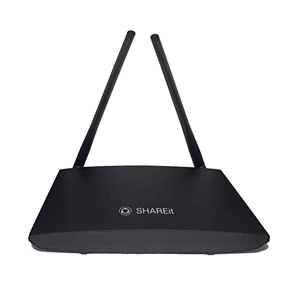 Dexgear Share it 300Mbps Wireless N Cable, 4 Fast LAN Ports, Easy Setup, Wi-Fi Router Full Metal Body WiFi 2021 July Wide Compatibility—Input type RJ-45(Ethernet Cable) supported by ISP's all over India such as ACT Fibernet, Airtel Fibernet, Hathway, Tikona, Exitel, YOU Broadband, SITI, GTPL etc Ideal Speed—300Mbps wireless ideal for interruption sensitive applications like HD video streaming Stable Wifi—Two antennas ensure the wireless stability