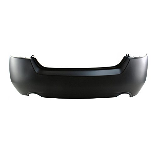MBI AUTO - Painted to Match, Rear Bumper Cover for 2007 2008 2009 2010 2011 2012 Nissan Altima Sedan & Hybrid 07-12, NI1100248 ()