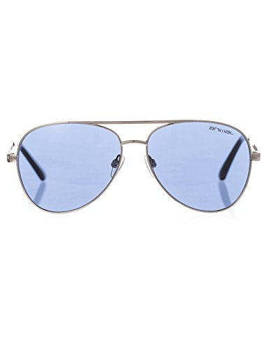 Sol Default Animal Plata De Gafas Plata Azul Fire wvHZxq