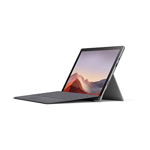 Microsoft Surface Pro 7 VDV-00015 12.3 inch Touchscreen 2-in-1 Laptop (10th Gen Intel Core i5/8GB/128GB SSD/Windows 10 Home/Intel Iris Plus Graphics), Platinum