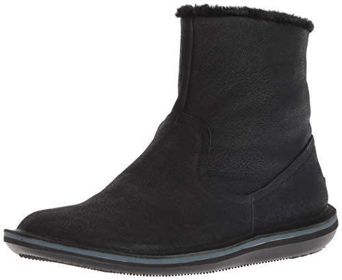 033 Beetle Botines 46751 Mujer Camper Negro REqY4w