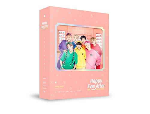 BTS (방탄소년단) BTS 4th MUSTER - Happy Ever After - DVD 방탄 소년단 팬 미팅 ◆KOKOKOREA한정 특전 부착 (병행수입품)