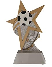 Resin Trophy Trophée Résine 6 1/2'' Soccer RFB-51260