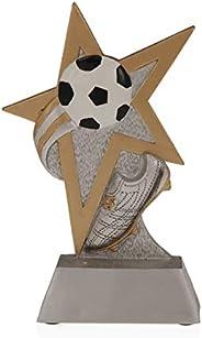 Resin Trophy Trophée Résine 6 1/2'' Soccer R