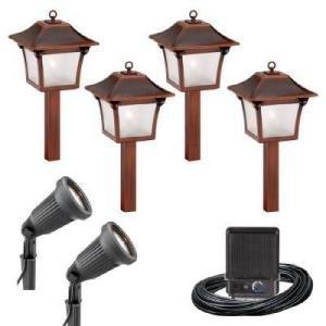 Malibu Low Voltage Landscaping Lighting 6 Premium Cast Metal