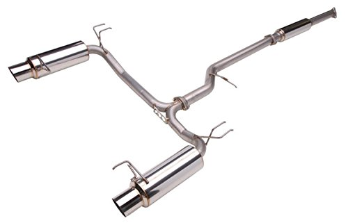2005 acura tsx exhaust system - 4