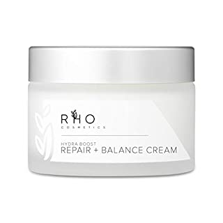 Rho Cosmetics Hydra Boost Repair + Balance Cream - Hydrating Face Moisturizer, 1.5 oz