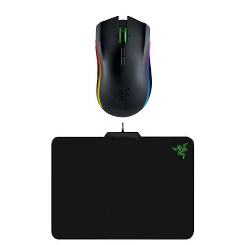 Razer Mamba - Chroma Ergonomic Gaming Mouse - Use Wired or