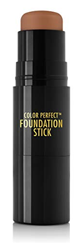 Black Radiance Color Perfect Foundation Stick, Cappuccino, 0.25 Ounce