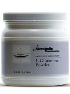 Entretien métabolique L-Glutamine Powder 0.5 kg