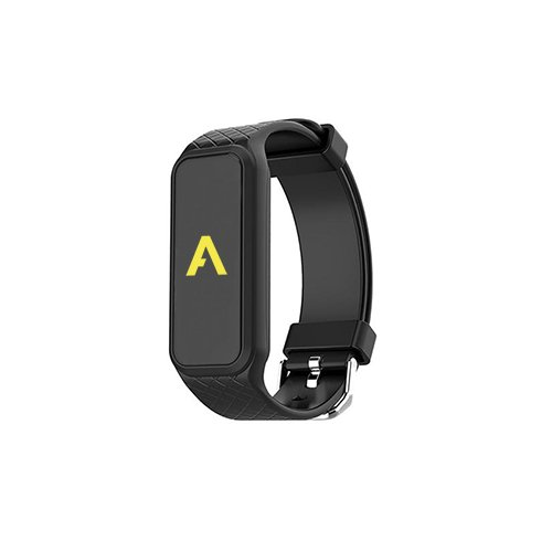 Atlas Wearables Shape, The Original Fitness Tracker and Personal Coaching Assistant Designed to Help You hit Your Goals, Smash Through Plateaus and Tracks Your Progress Along The Way (Black)