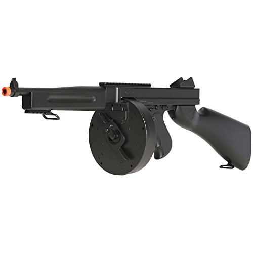 PUBG - SMG M1A1 AEG Tommy Gun Airsoft Toy Replica Prop