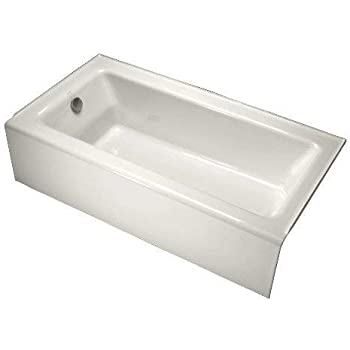 Kohler K 875 0 Bellwether Bath With Integral Apron And