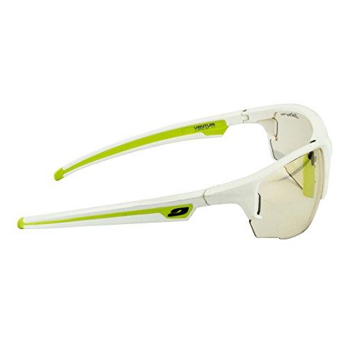 Multicolor Zebra Gafas Blanco de Multicolor blanco Light verde XL senderismo Julbo Venturi Verde qwYt5p