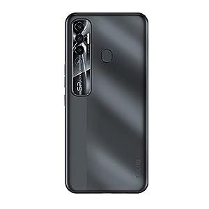 Joe Crystal Transparent Back Case Cover for Tecno Spark 7 Pro Mobile-Crystal Soft Transparent