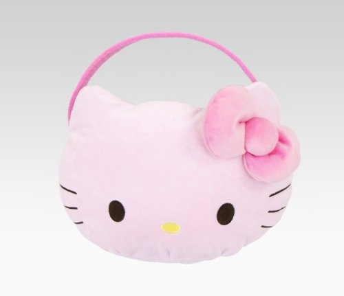 Hello Kitty Pink Easter Basket