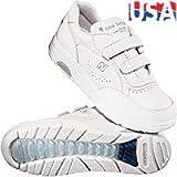 New Balance Women's WW811 Walking Shoe,White,9 B