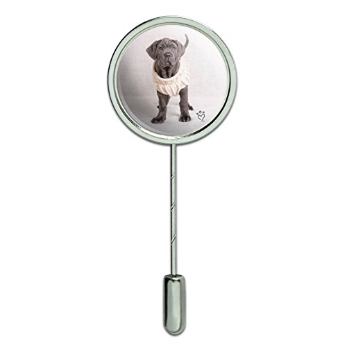 GRAPHICS & MORE Neapolitan Mastiff Dog Nifty Sweater Stick Pin Stickpin Hat Brooch