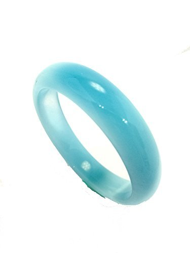 - Natural Beautiful Jade Cat Eye Gemstone Bangle Bracelet 58-60mm