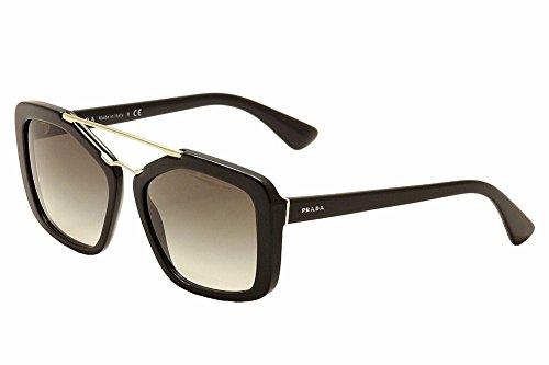 Prada Black de Gafas Sol Adulto Unisex 060RBrq 17ca244989b0