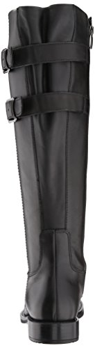 Alti Stivali Tall Donna Buckle Nero Ecco black Shape 1001 Boot 25 7xqC7YwO